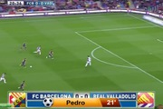 Trn thng 2-1 ca Barcelona trc Valladolid